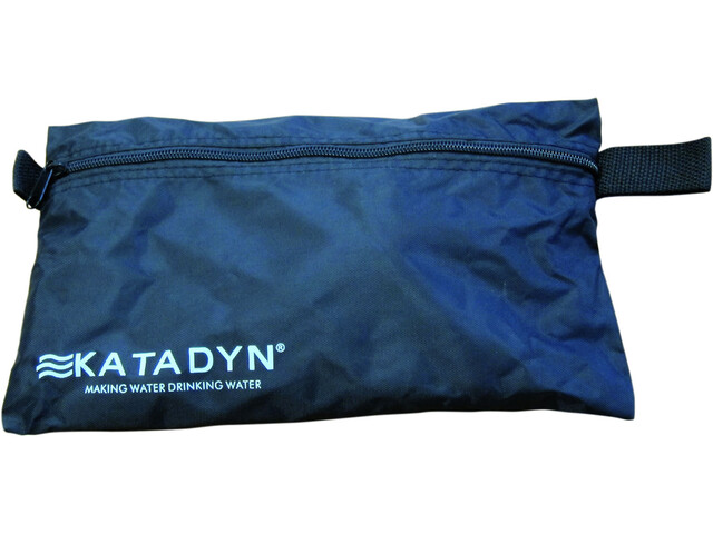 Katadyn Camp/Vario Custodia, nero